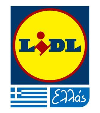 λογότυπο της Lidl Ελλάς