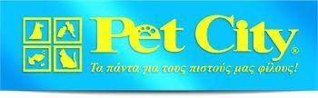 λογότυπο Pet city